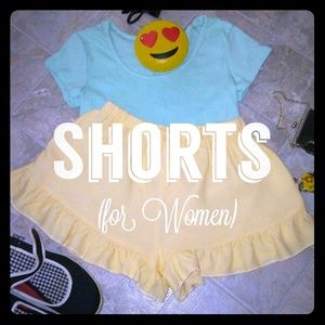 Pants - Shorts for women follow this post.